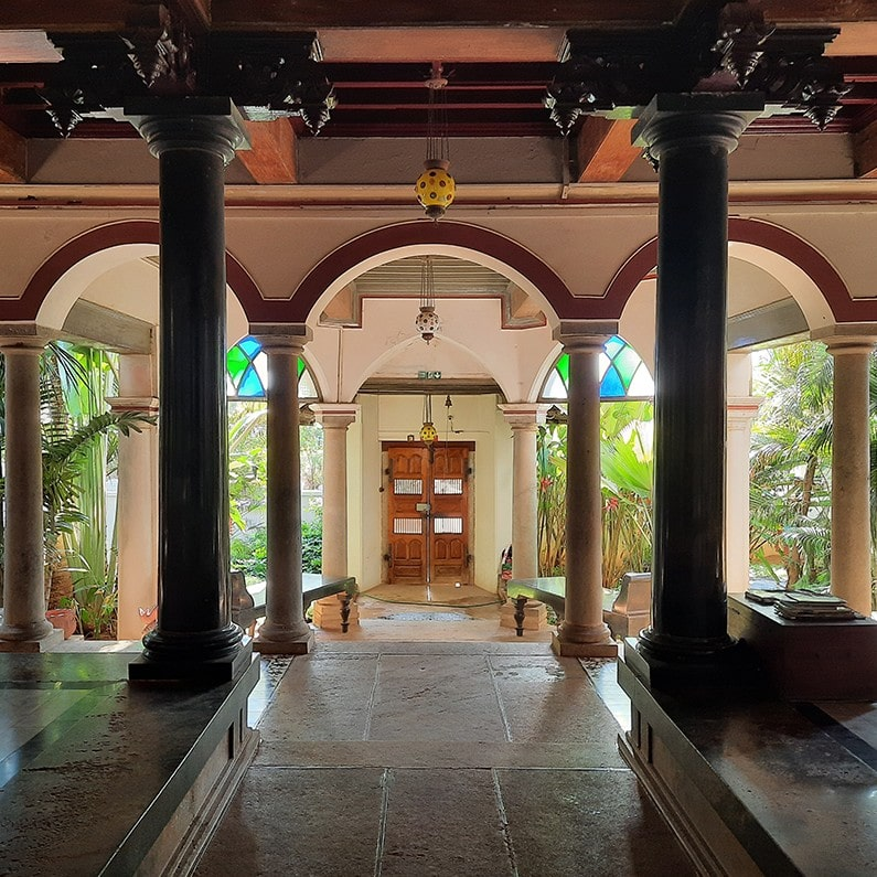 boutique hotel in Chettinad